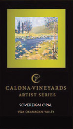Calona Vineyards Sovereign Opal
