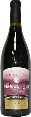 Wine:Chateau Chantal 2005 Proprietor's Reserve Pinot Noir  (Old Mission Peninsula)
