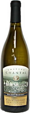 Wine:Chateau Chantal 2005 Select Harvest Chardonnay  (Old Mission Peninsula)