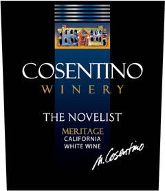 Cosentino Winery The Novelist