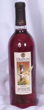 Duplin Wine Cellars Hatteras Red