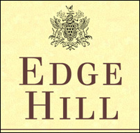 Wine: Edge Hill 2003 Mixed Blacks Field Blend, Estate (St. Helena)