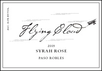 Stephen Ross Flying Cloud Syrah Rose