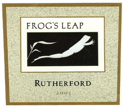 Frog's Leap 2003 Rutherford  (Rutherford)