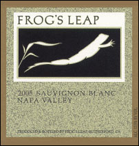 Frog's Leap 2005 Sauvignon Blanc  (Rutherford)