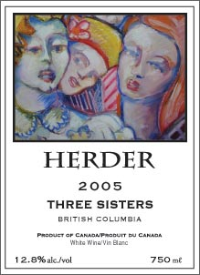 Herder Winery 2005 Three Sisters