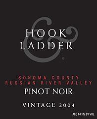 Hook & Ladder Vineyards 2004 Pinot Noir