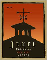 Jekel Vineyards Merlot