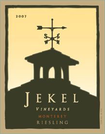 Jekel Vineyards 2007 Riesling  (Monterey)