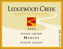 Ledgewood Creek Merlot