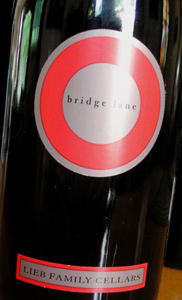 Lieb Family Cellars NV Bridge Lane Cabernet Franc  (North Fork of Long Island)