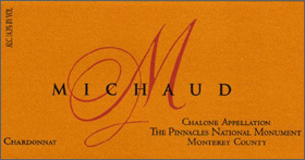 Michaud Vineyard and Winery 2000 Chardonnay, Estate (Chalone)