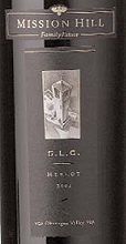 Mission Hill Winery 2003 S.L.C. Merlot  (Okanagan Valley)