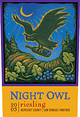 Delicato Night Owl Riesling