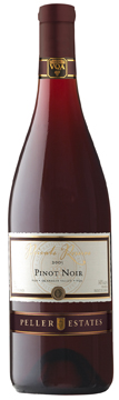 Peller Estates (BC) 2005 Pinot Noir Private Reserve  (Okanagan Valley)