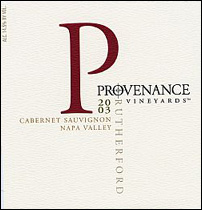 Provenance Vineyards Cabernet Sauvignon