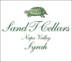 Sand T Cellars 2004 Syrah, Brookside Vineyard (Napa Valley)