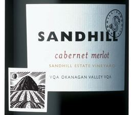 Sandhill 2005 Cabernet - Merlot, Estate (Okanagan Valley)
