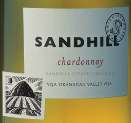 Sandhill 2006 Chardonnay, Estate (Okanagan Valley)