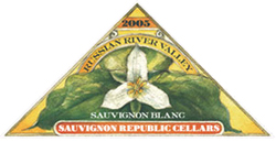 Sauvignon Republic Cellars 2005 Sauvignon Blanc  (Russian River Valley)