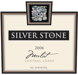Wine:Silver Stone Wines 2004 Merlot  (Central Coast)