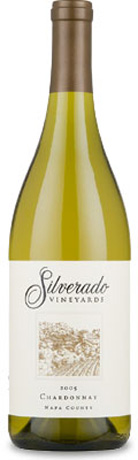 Silverado Vineyards 2005 Chardonnay