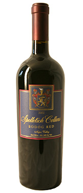 Wine:Spelletich Cellars 2003 Bodog Red  (Napa Valley)