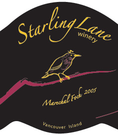 Starling Lane 2005 Marechal Foch