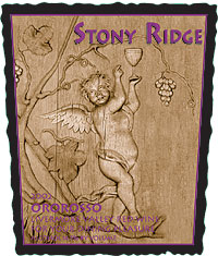 Stony Ridge Winery Ororosso