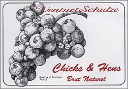 Venturi-Schulze Vineyards Chicks & Hens  (Vancouver Island)
