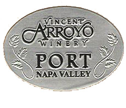 Vincent Arroyo 2004 Port (Napa Valley)