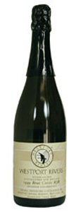 Westport Rivers Vineyard & Winery 2001 Brut Cuvée RJR  (Southeastern New England)