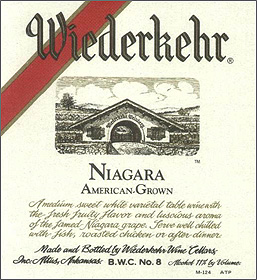 Wiederkehr Wine Cellars  Niagara  (Arkansas)
