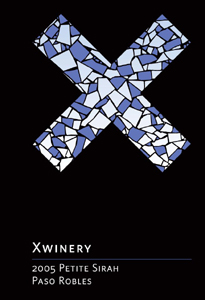 Amicus Cellars | X Winery 2005 X Winery Petite Sirah  (Paso Robles)