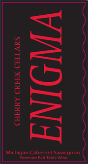 Cherry Creek Cellars 2006 Enigma  (Michigan)