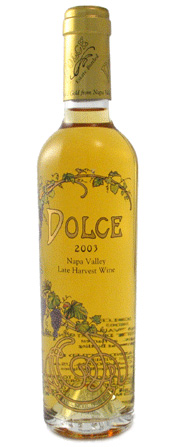 Wine:Dolce 2003 Dolce  (Napa Valley)