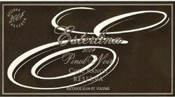 Wine:Esterlina Vineyards 2004 Pinot Noir Reserva  (Cole Ranch)
