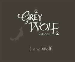Wine:Grey Wolf Cellars NV Lone Wolf, Red Blend  (Paso Robles)