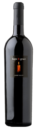 Wine:Hope & Grace Wines 2004 Cabernet Sauvignon, Lewelling Vineyards (Napa Valley)