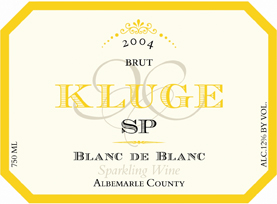 Kluge Estate Winery and Vineyard 2004 Kluge SP, Estate (Monticello)
