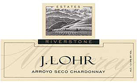 Wine:J. Lohr Winery 2005 Riverstone Estates Chardonnay, Greenfield Vineyard (Arroyo Seco)