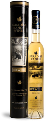 Wine:Paradise Ranch Wines 2004 Riesling Icewine  (Okanagan Valley)