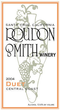 Wine:Roudon-Smith Winery 2004 Duet  (Central Coast)