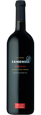 Sandhill 2005 Sangiovese - Small Lots, Sandhill Estate Vineyard (Okanagan Valley)