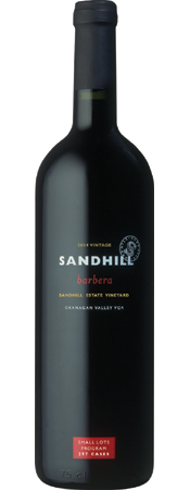 Wine:Sandhill 2004 Barbera - Small Lots, Sandhill Estate Vineyard (Okanagan Valley)