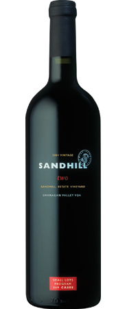 Wine:Sandhill 2004 Small Lots - two, Sandhill Estate Vineyard (Okanagan Valley)