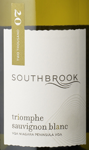 wine Southbrook Vineyards 2007 Triomphe Sauvignon Blanc  (Niagara Peninsula)