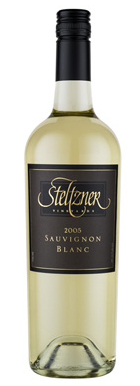 Wine:Steltzner Vineyards 2005 Sauvignon Blanc  (California)