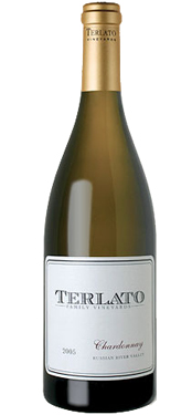 Wine:Terlato Family Vineyards 2005 Chardonnay  (Russian River Valley)