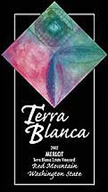Wine:Terra Blanca Vintners 2002 Merlot, Estate Vineyard (Red Mountain)